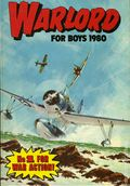 Warlord Book for Boys HC (1976-1990 D. C. Thomson & Co.) Warlord For Boys #1980