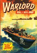 Warlord Book for Boys HC (1976-1990 D. C. Thomson & Co.) Warlord For Boys #1981