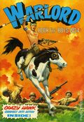 Warlord Book for Boys HC (1976-1990 D. C. Thomson & Co.) Warlord For Boys #1984