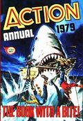 Action Annual HC (1976-1984 Fleetway) UK Edition #1979