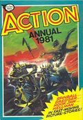 Action Annual HC (1976-1984 Fleetway) UK Edition #1981