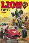 Lion Annual HC (1953-1982 Fleetway) UK Edition #1967