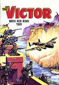 Victor Book for Boys Annual HC (1963-2011 D.C. Thompson & Co.) UK Edition #1970