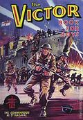 Victor Book for Boys Annual HC (1963-2011 D.C. Thompson & Co.) UK Edition #1964