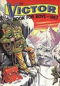 Victor Book for Boys Annual HC (1963-2011 D.C. Thompson & Co.) UK Edition #1967