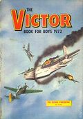 Victor Book for Boys Annual HC (1963-2011 D.C. Thompson & Co.) UK Edition #1972