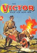 Victor Book for Boys Annual HC (1963-2011 D.C. Thompson & Co.) UK Edition #1974