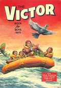 Victor Book for Boys Annual HC (1963-2011 D.C. Thompson & Co.) UK Edition #1975