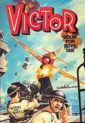 Victor Book for Boys Annual HC (1963-2011 D.C. Thompson & Co.) UK Edition #1981