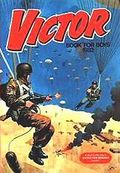 Victor Book for Boys Annual HC (1963-2011 D.C. Thompson & Co.) UK Edition #1982