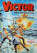 Victor Book for Boys Annual HC (1963-2011 D.C. Thompson & Co.) UK Edition #1988