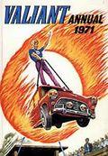 Valiant Annual HC (1963-1983 Fleetway) UK Edition #1971