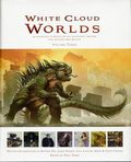 White Cloud Worlds HC (2012-2015 Harper/Ignite) An Anthology of Science Fiction and Fantasy Artwork 3A-1ST