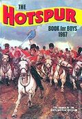 HotSpur Book for Boys Annual HC (1965-2014 D.C. Thompson & Co.) UK Edition 1967