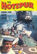 HotSpur Book for Boys HC (1965-2014 D.C. Thompson & Co.) UK Annuals 1972