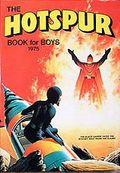 HotSpur Book for Boys HC (1965-2014 D.C. Thompson & Co.) UK Annuals 1975