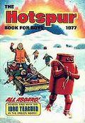 HotSpur Book for Boys HC (1965-2014 D.C. Thompson & Co.) UK Annuals 1977