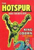 HotSpur Book for Boys HC (1965-2014 D.C. Thompson & Co.) UK Annuals 1978