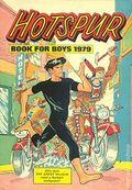 HotSpur Book for Boys HC (1965-2014 D.C. Thompson & Co.) UK Annuals 1979