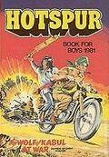 HotSpur Book for Boys HC (1965-2014 D.C. Thompson & Co.) UK Annuals 1981