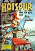 HotSpur Book for Boys HC (1965-2014 D.C. Thompson & Co.) UK Annuals 1986