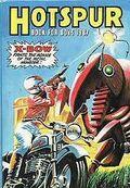HotSpur Book for Boys HC (1965-2014 D.C. Thompson & Co.) UK Annuals 1987