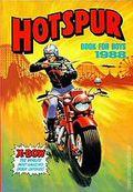 HotSpur Book for Boys HC (1965-2014 D.C. Thompson & Co.) UK Annuals 1988