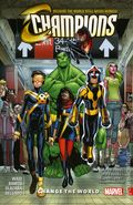 Champions TPB (2017-2019 Marvel) 2nd Series Collections 1-1ST