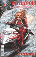 Red Agent Human Order (2016 Zenescope) 6A