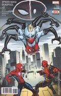 Spider-Man Deadpool (2016) 17