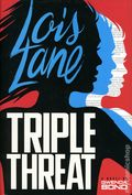 Lois Lane Triple Threat HC (2017 A Switch Press Novel) 1-1ST
