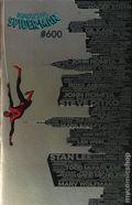 L'Uomo Ragno (Italian Series 1987-1994 Edizioni Star Comics) Amazing Spider-Man 600 (700)SILVER