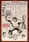 Herb Trimpe The Incredible Hulk HC (2015 IDW/Marvel) Artist's Edition 1-1ST