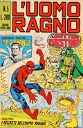 L'Uomo Ragno (Italian Series 1970-1981 Editoriale Corno) Amazing Spider-Man 5