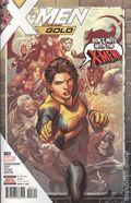 X-Men Gold (2017) 3A