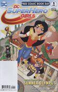 DC Super Hero Girls (2017 DC) FCBD 1