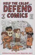Defend Comics (2014 CBLDF) FCBD 2017