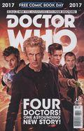 Doctor Who (2015 Titan Comics) FCBD 2017