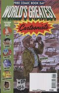 World's Greatest Cartoonists (2017 Fantagraphics) FCBD 1
