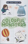 Colorful Monsters (2017 Drawn and Quarterly) FCBD 1