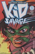 Kid Savage (2017 Image) FCBD 2017
