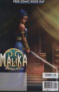 Malika Warrior Queen (2017 Youneek) FCBD 2017