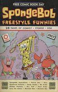 SpongeBob Freestyle Funnies (2013) FCBD 2017