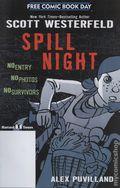 Spill Night (2017 First Second) FCBD 2017