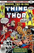 Marvel Two-in-One (1974 1st Series) Mark Jewelers 22MJ