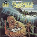 Star Wars Planet of the Hoojibs Book and Record (1983) 454N