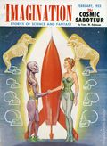 Imagination (1950 Digest) Vol. 6 #2