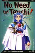 No Need for Tenchi TPB (2004-2008 Viz) 2nd Edition 6-1ST