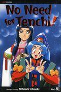 No Need for Tenchi TPB (2004-2008 Viz) 2nd Edition 8-1ST