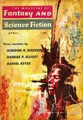 Magazine of Fantasy and Science Fiction (1949-Present Mercury Publications) Vol. 18 #4